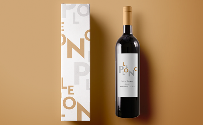 Le Plonc - Wine Bar Branding Project2