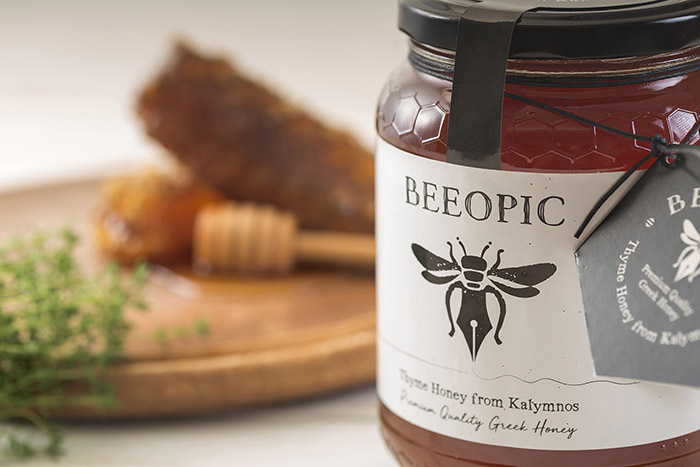 BEEOPIC Thyme Honey from Kalymnos8