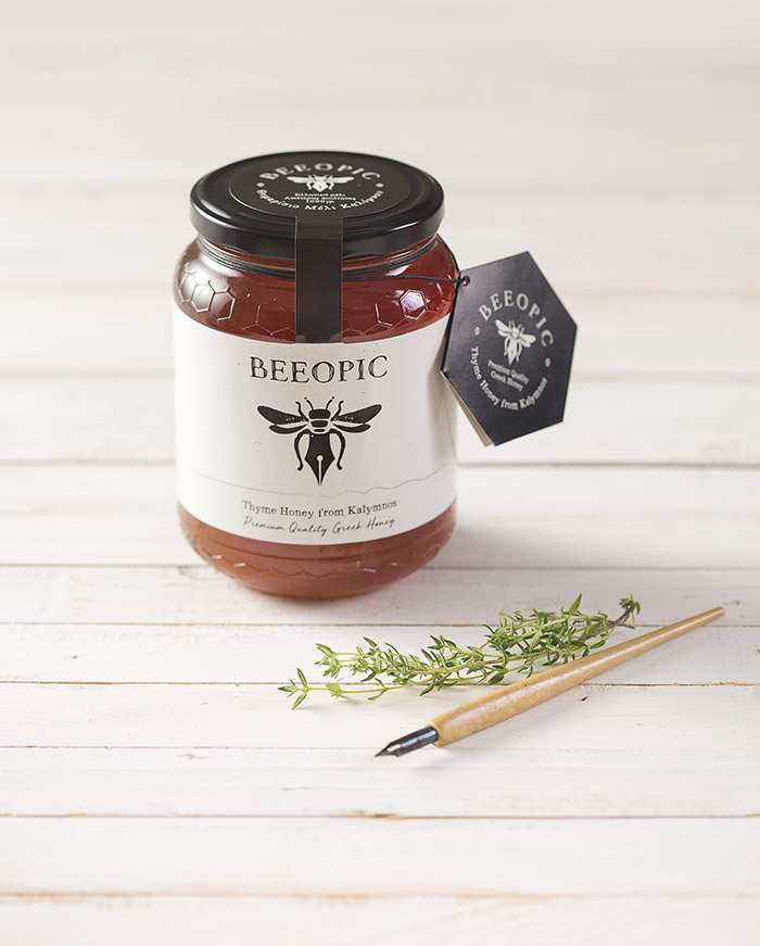 BEEOPIC Thyme Honey from Kalymnos9