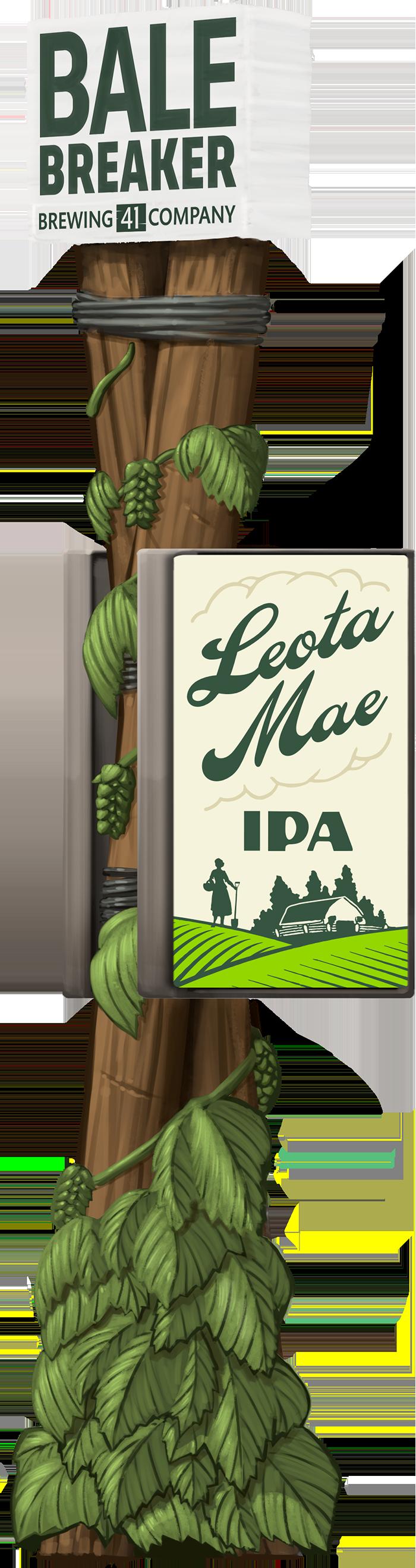 Leota-TapHandle