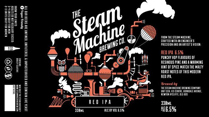 The Steam Machine 4