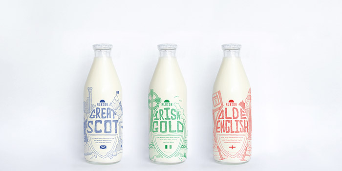 milk packaging inspiration archives daily package design