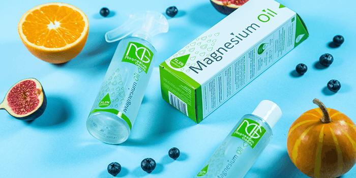 Magnesium OilMAIN