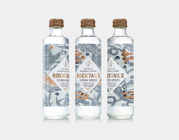 Rocktails - Three Bottle