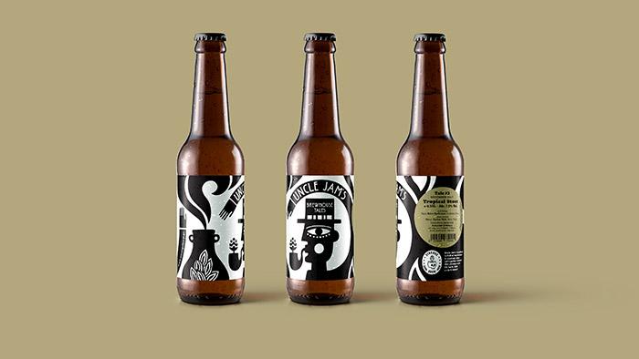 Strange Brew Beer12
