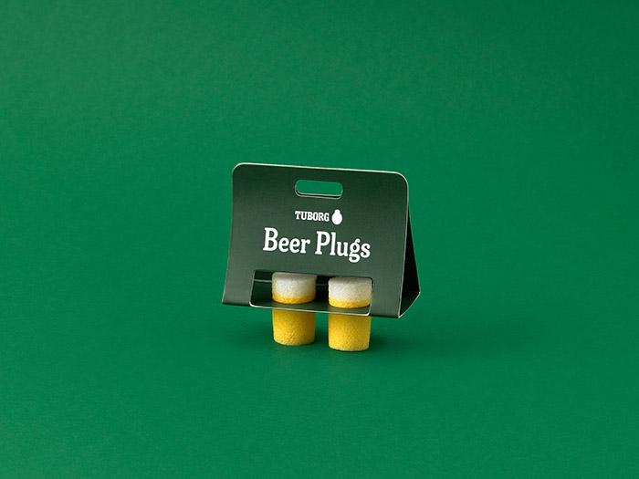 Tuborg - Beer Plugs2