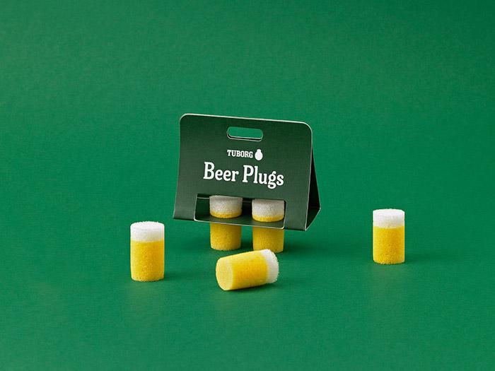 Tuborg - Beer Plugs3