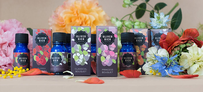 Bouquet collection - aroma oils3