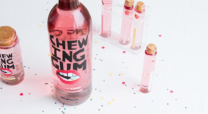 chewing gum rosé10