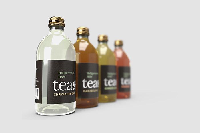 tea& - Branding11