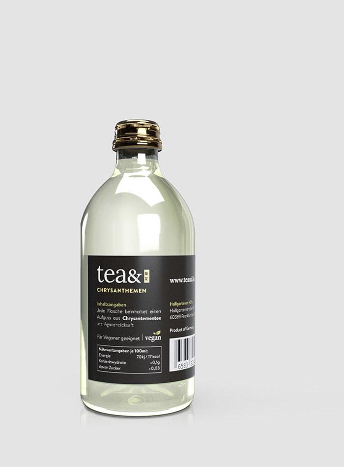 tea& - Branding4