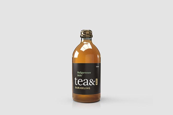 tea& - Branding8