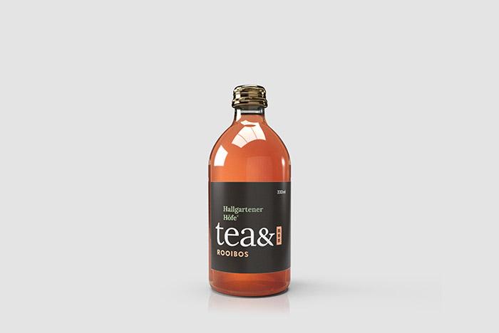 tea& - Branding9
