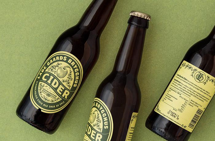Lade Gaards Cider
