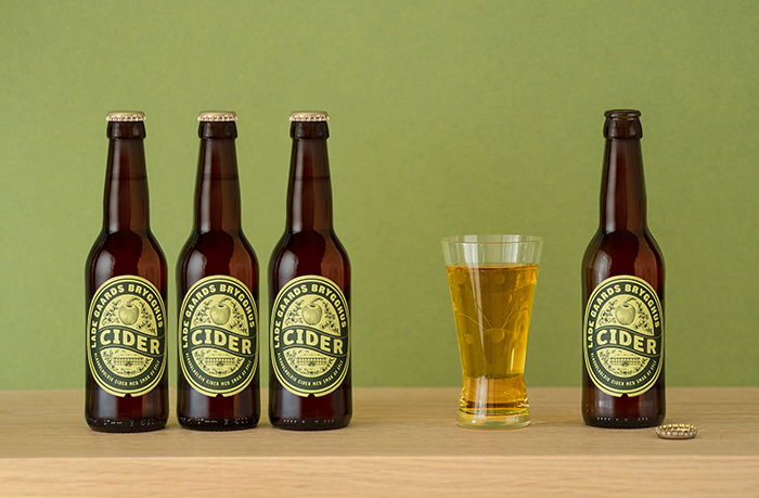 Lade Gaards Cider8