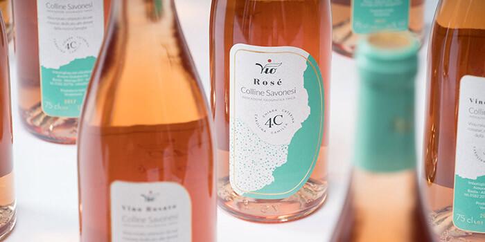 4c - Rosè wine BioVioMAIN