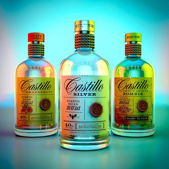 Castillo Rum – B Side