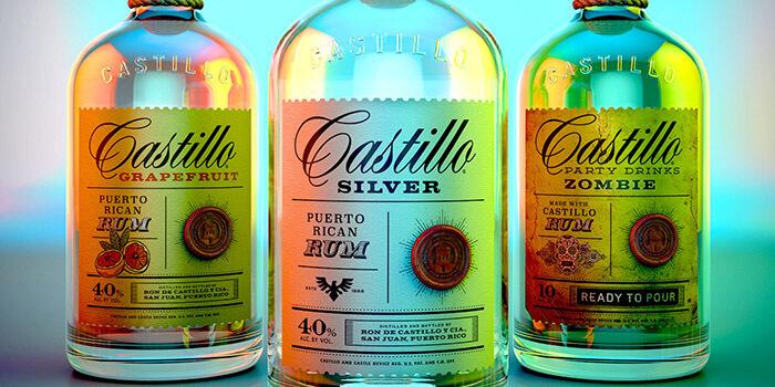 Castillo Rum - B SideMAIN