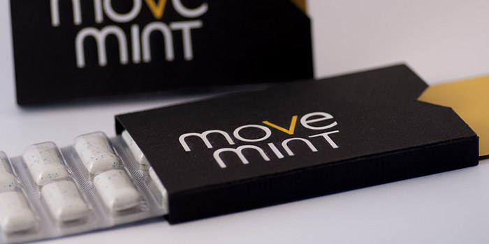MOVEMINT - Daily Package Design InspirationDaily Package